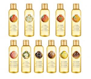 Body Shop Beautifying Oils